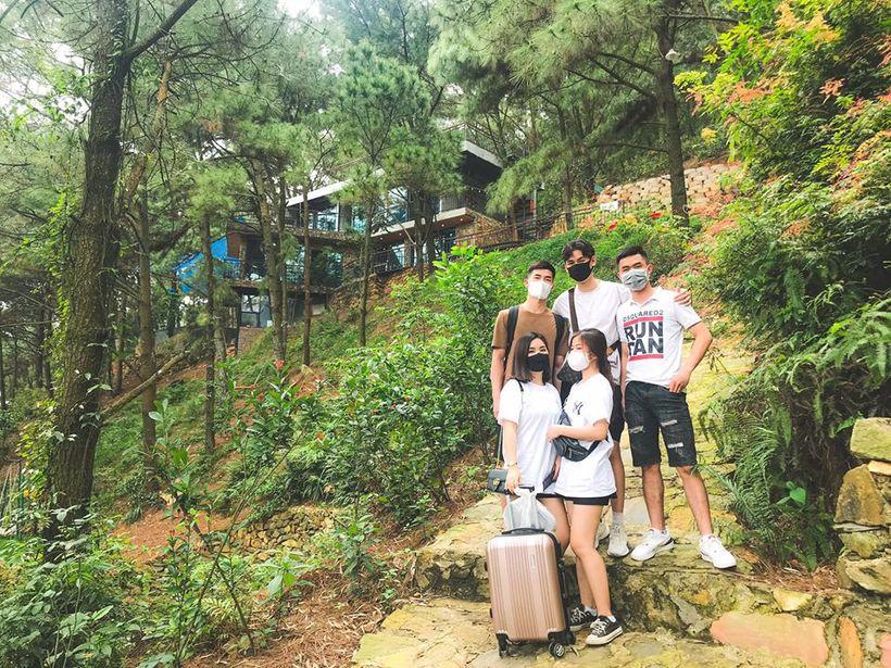 Top 6 Villa homestay Sóc Sơn giá rẻ đẹp view rừng nguyên căn có hồ bơi