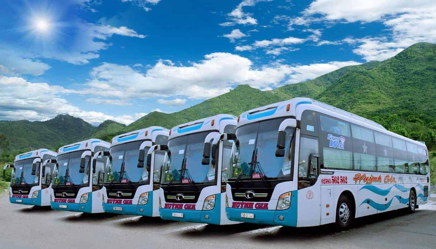 Xe Huỳnh Gia: Bến xe, giá vé, số điện thoại đặt vé, lịch trình đi Khánh Hòa