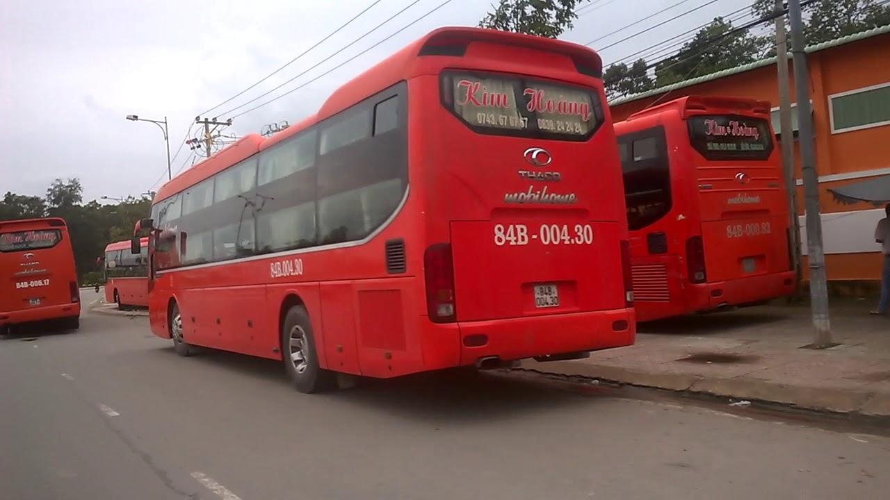 Xe Kim Hoàng: Bến xe, giá vé, số điện thoại đặt vé, lịch trình đi Trà Vinh