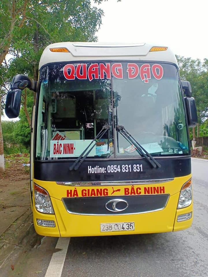 Top 11 nhà xe Hà Giang Bắc Ninh limousine giường nằm tốt nhất