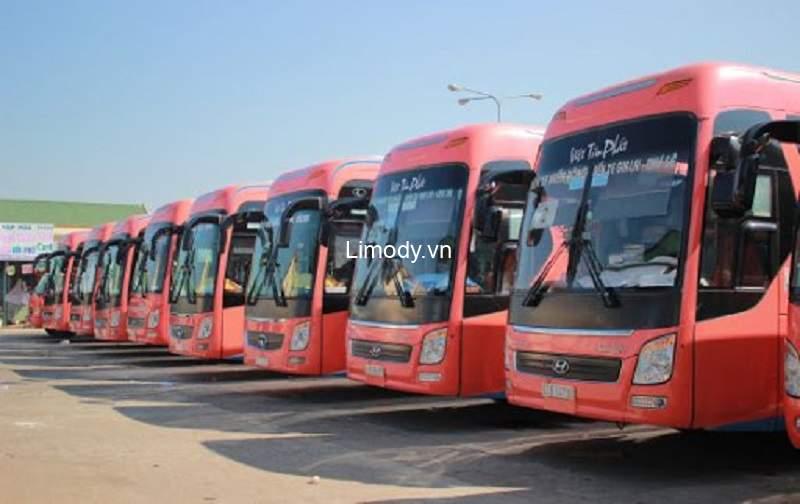 Top 5 nhà xe Hà Nội Kon Tum limousine giường nằm nên đặt vé