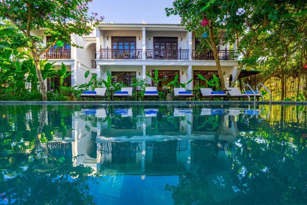 Top 20 Biệt thự villa Hội An giá rẻ đẹp gần biển và phố cổ nguyên căn