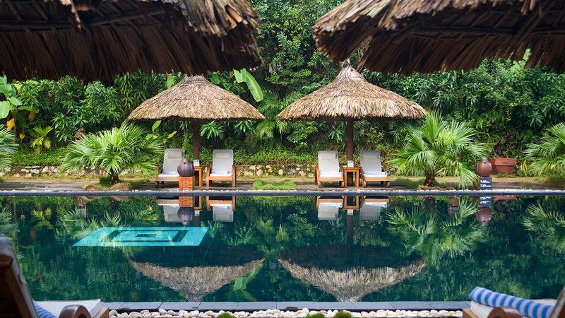 Top 15 Biệt thự villa Huế - Lăng Cô giá rẻ view biển đẹp có hồ bơi cho thuê