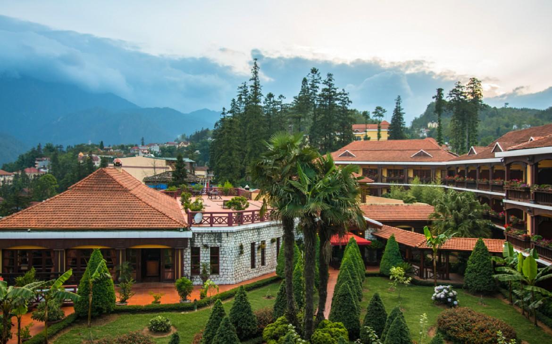 Top 10 Biệt thự villa Sapa giá rẻ view đẹp có hồ bơi vô cực cho thuê