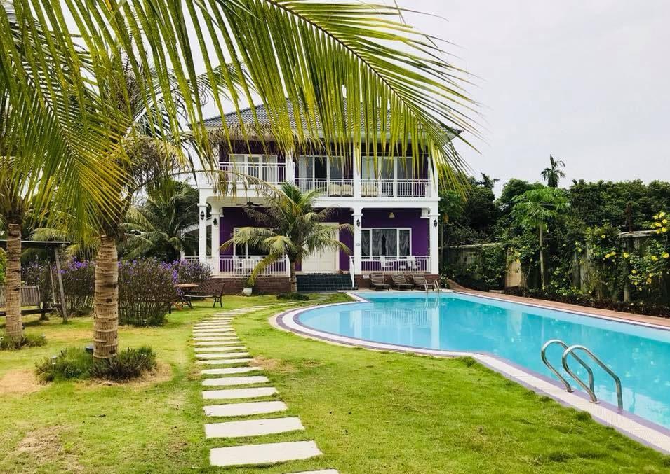 Top 10 Biệt thự villa Hòa Bình giá rẻ view đẹp có hồ bơi cho thuê nguyên căn
